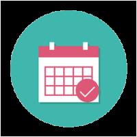 Agenda de Eventos Corrente do Bem RH